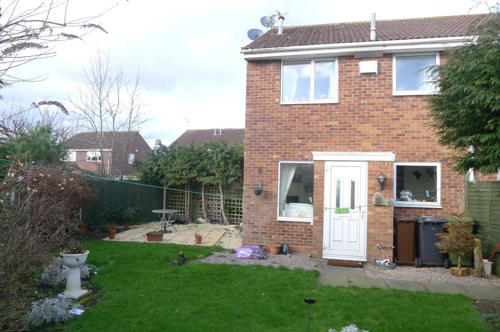 1 Bedroom Mews House for sale in Pagham Close, Pendeford Park, Wolverhampton