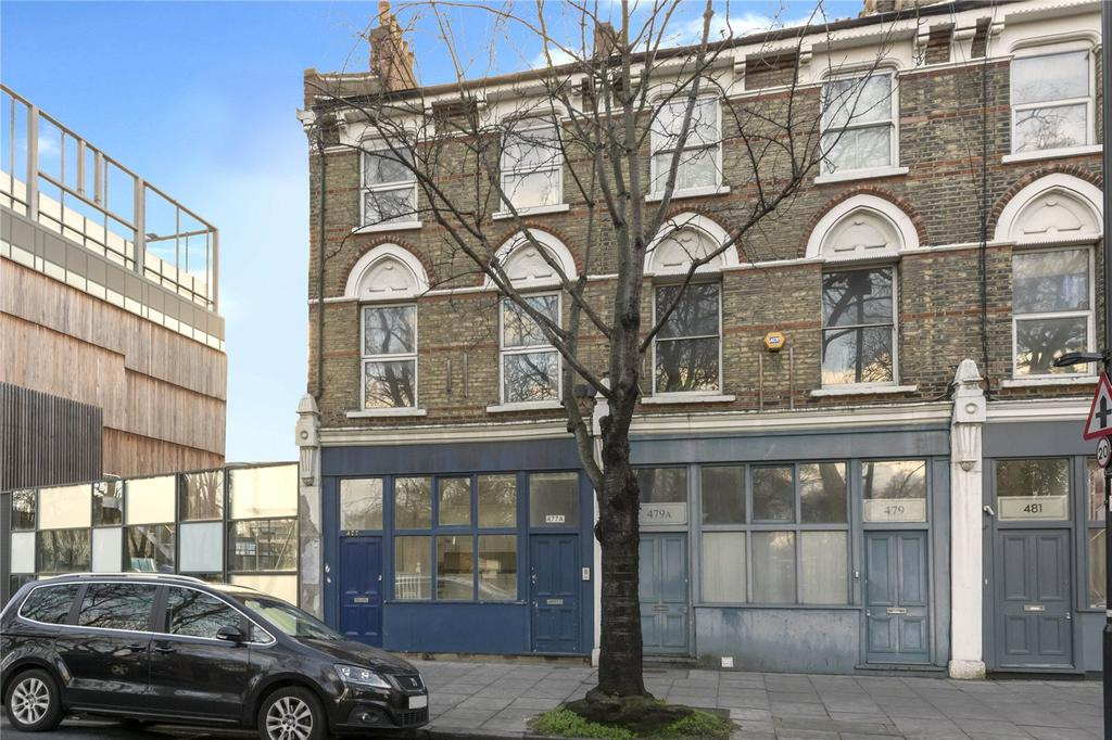 2 Bedrooms Flat for sale in Liverpool Road, Holloway, London