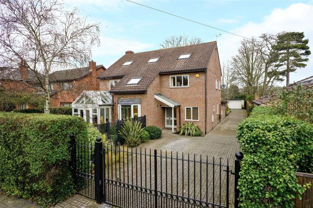 8 Bedrooms Detached House for sale in Cavendish Avenue, Cambridge