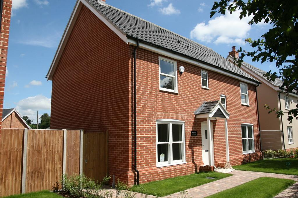 4 Bedrooms Detached House for sale in The Croft, Sibton, Nr Saxmundham