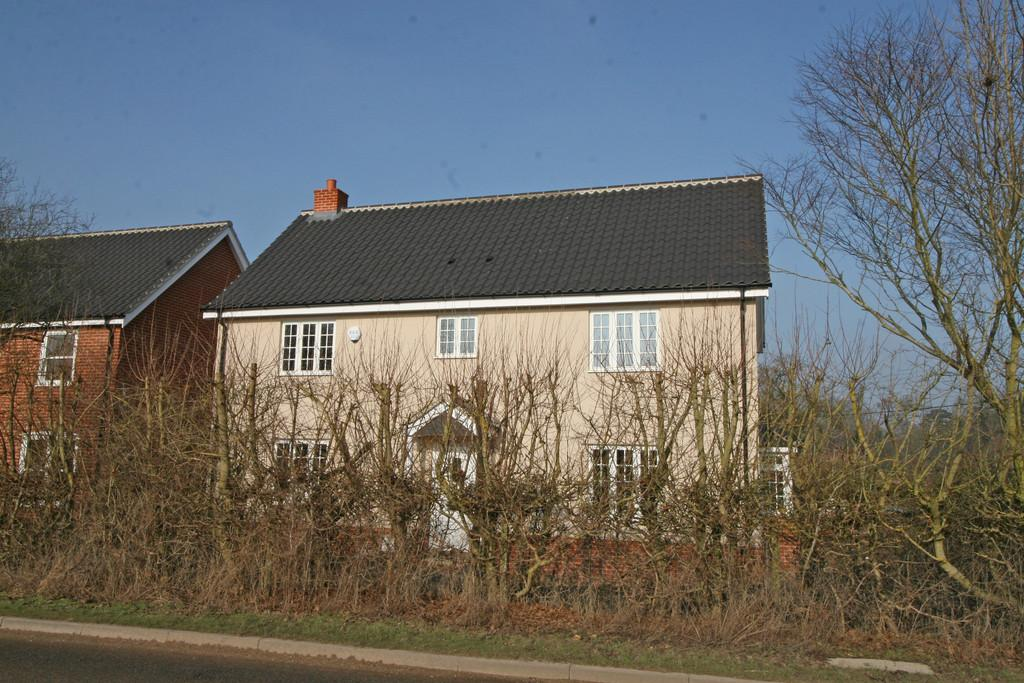 5 Bedrooms Detached House for sale in The Croft, Sibton, Nr Saxmundham