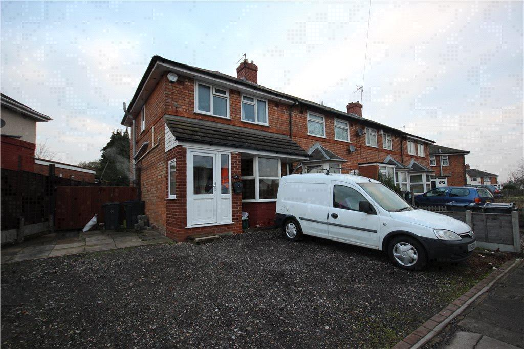 2 Bedrooms Semi Detached House for sale in Dolphin Lane, Acocks Green, Birmingham, West Midlands, B27