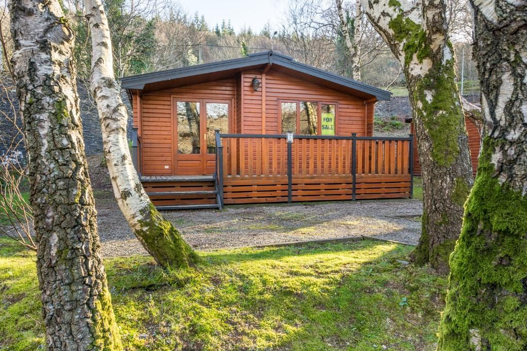 2 Bedrooms Chalet House for sale in Ogwen Bank Holiday Park Country Club, Bethesda, North Wales