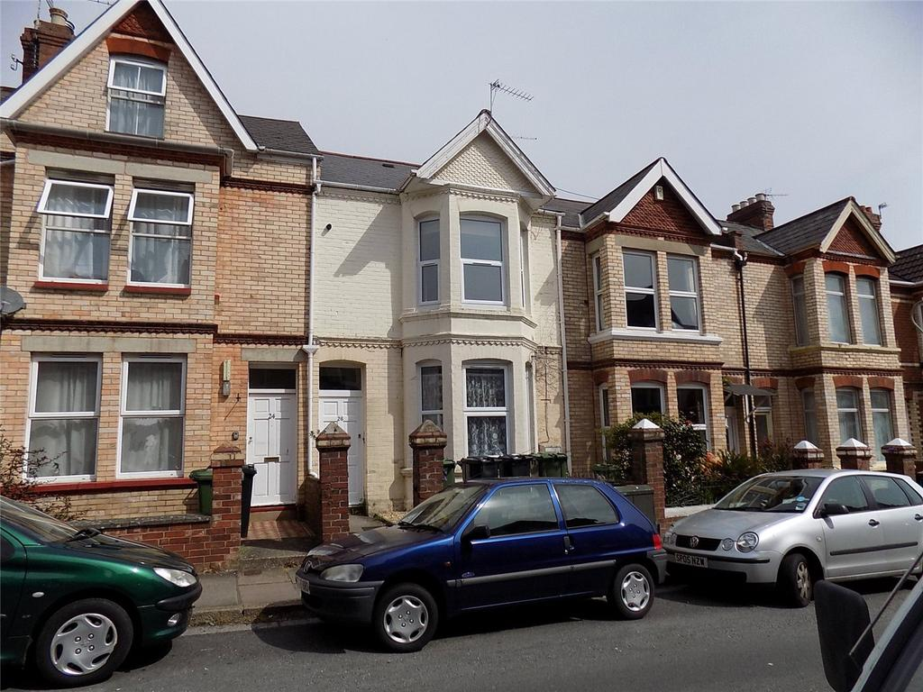 2 Bedrooms Flat for sale in Monks Road, Exeter, Devon, EX4