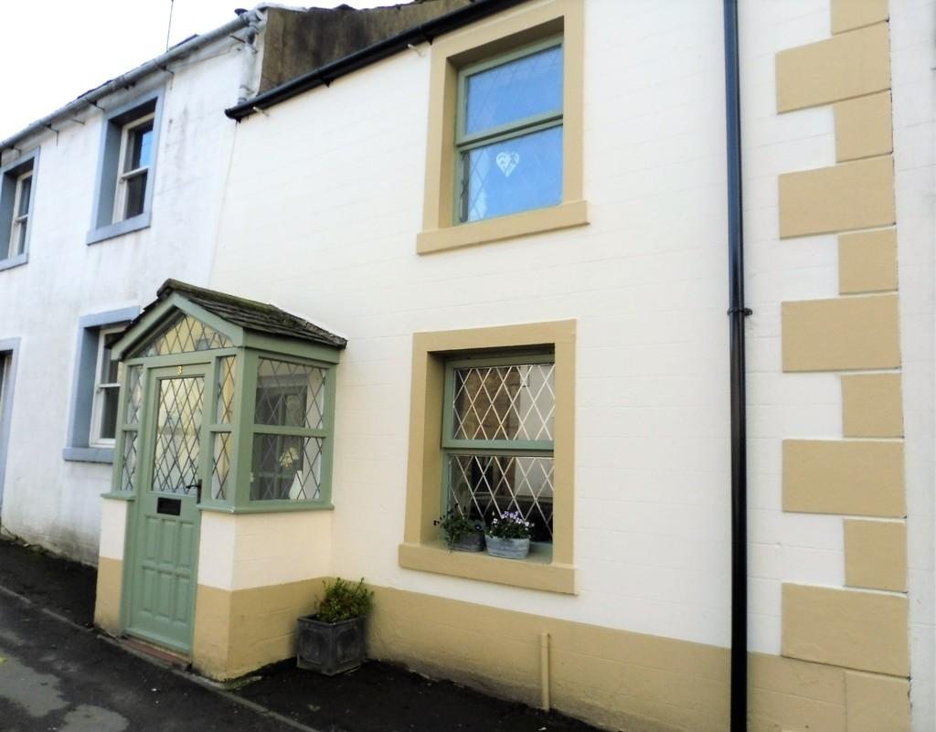 2 Bedrooms Cottage House for sale in 3 Jubilee Buildings, Bentham