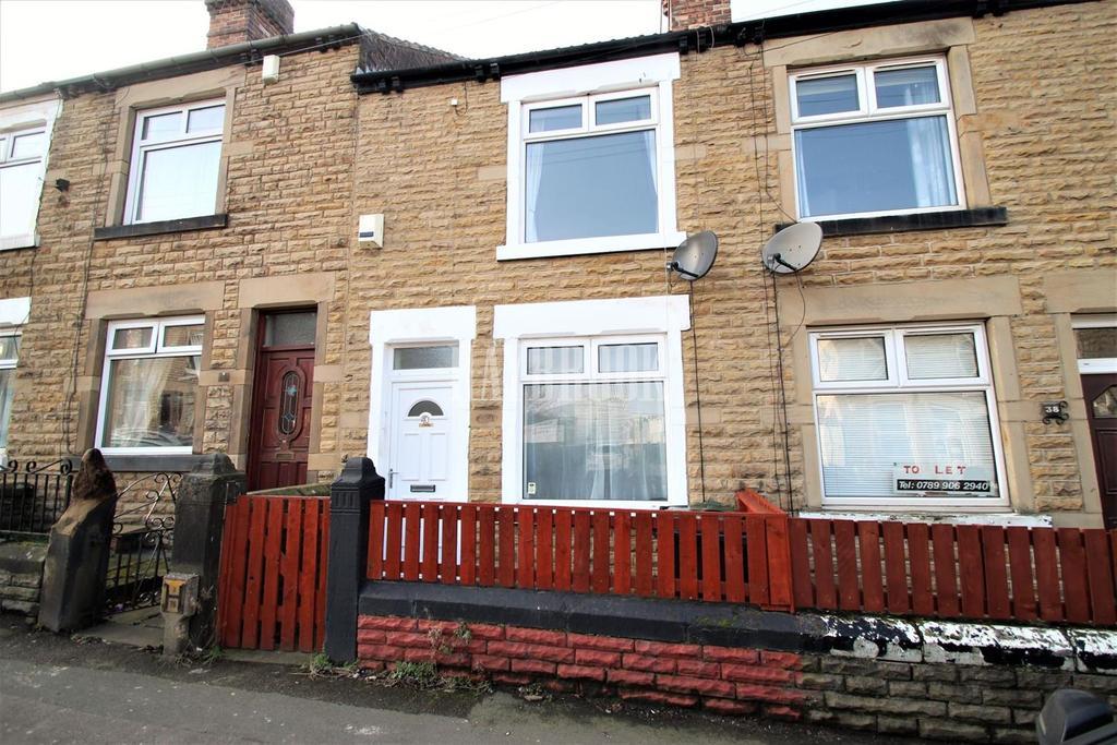 2 Bedrooms Terraced House for sale in Sandymount Road, Wath upon Dearne