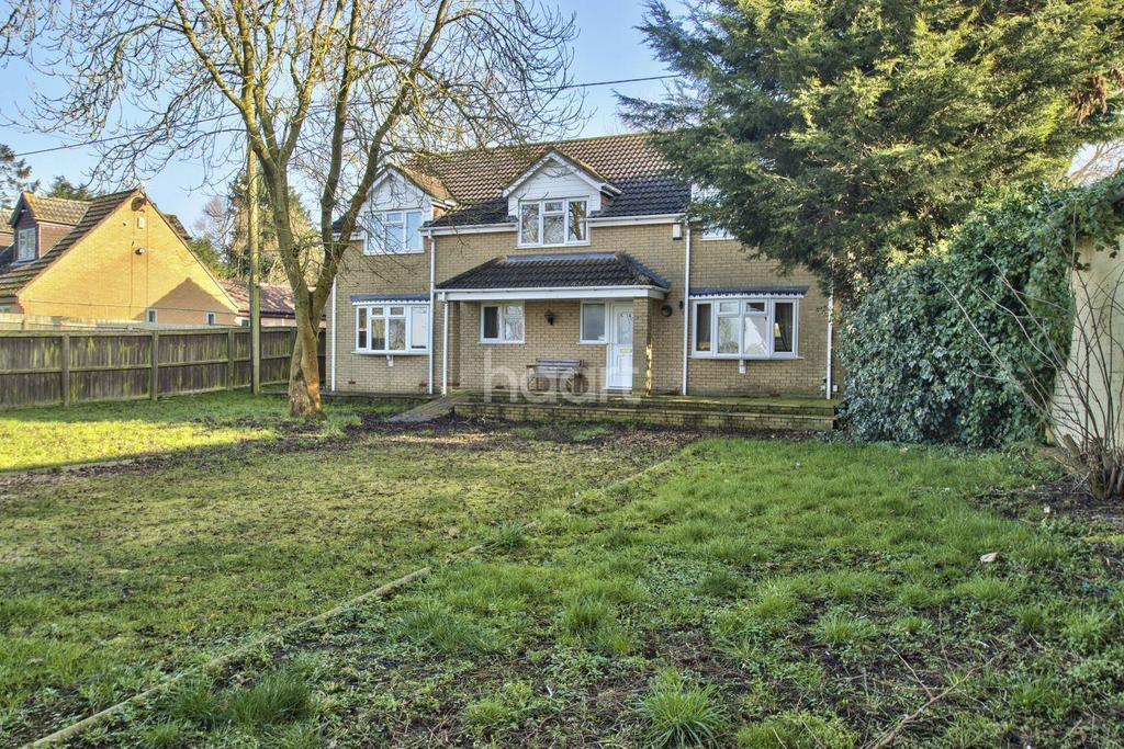4 Bedrooms Detached House for sale in Sixteen Foot Bank, Stonea