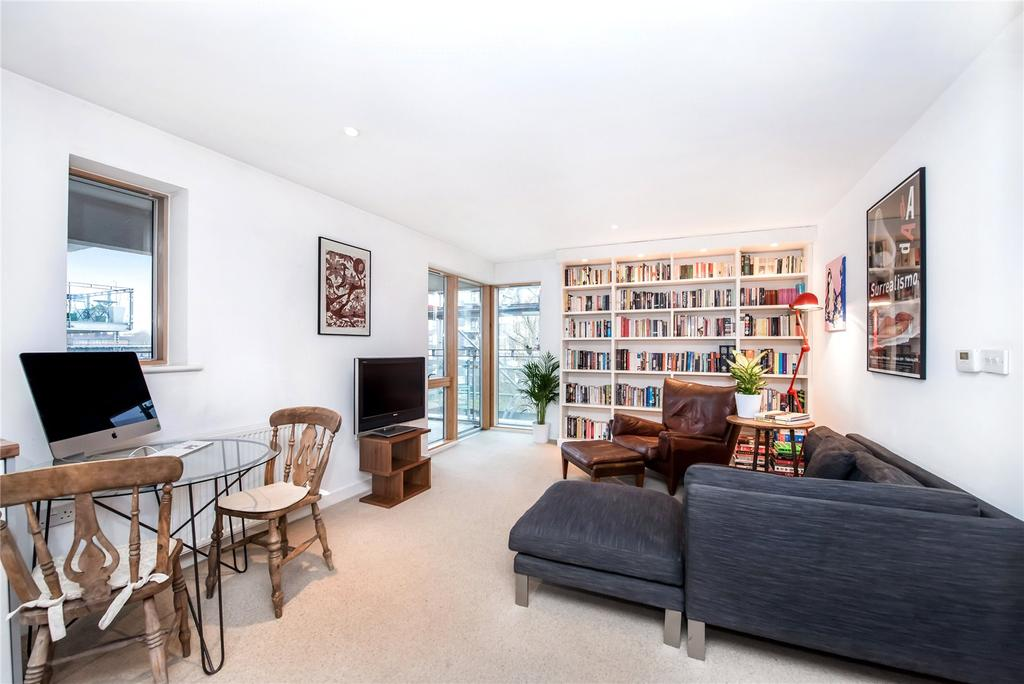 2 Bedrooms Apartment Flat for sale in Prospect House, Sun Passage, London, SE16