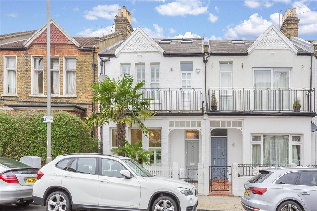 5 Bedrooms House for sale in Oakhill Road, London, SW15