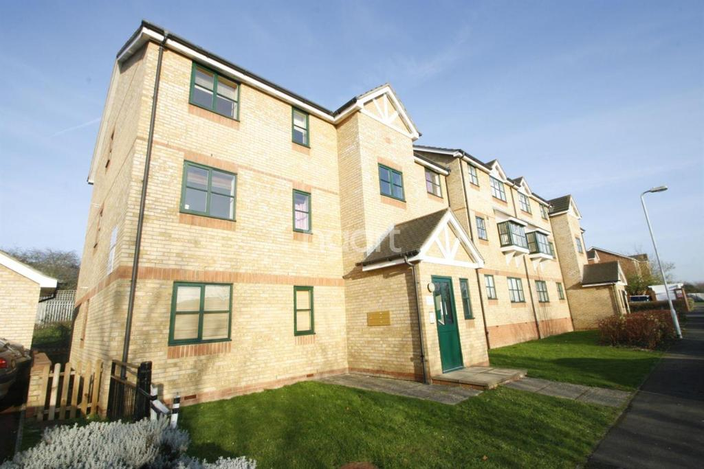 1 Bedroom Flat for sale in Lovegrove Drive