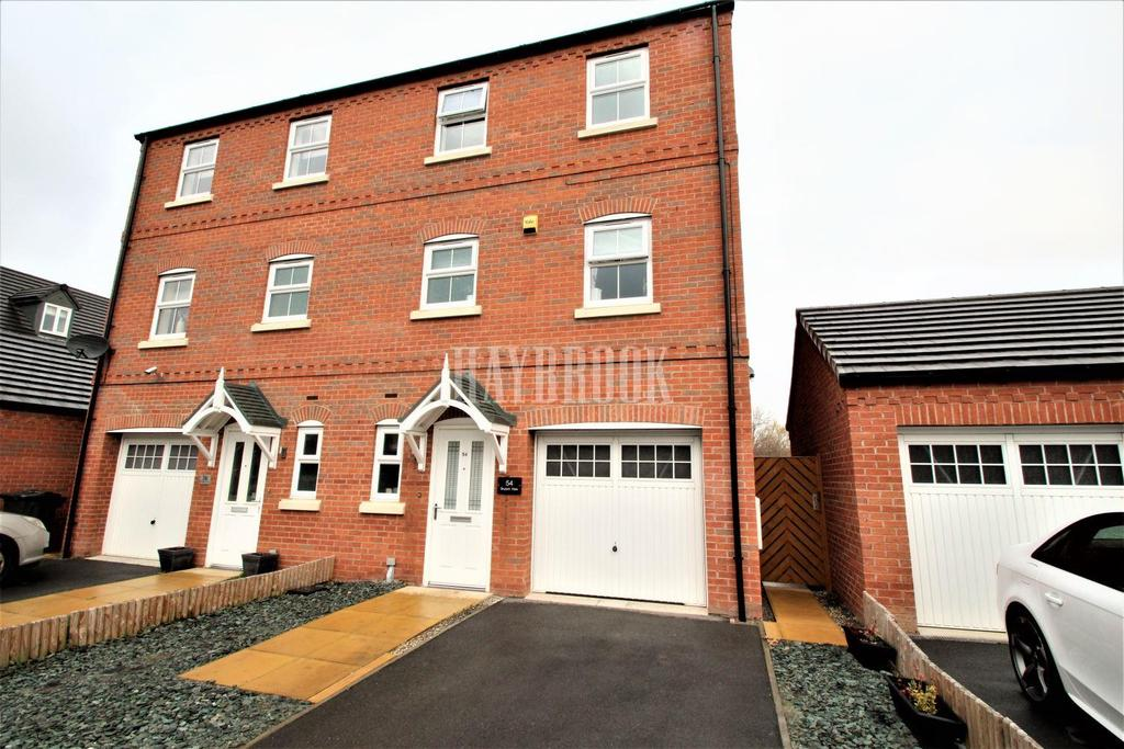 4 Bedrooms Semi Detached House for sale in Skylark View, Wath upon Dearne