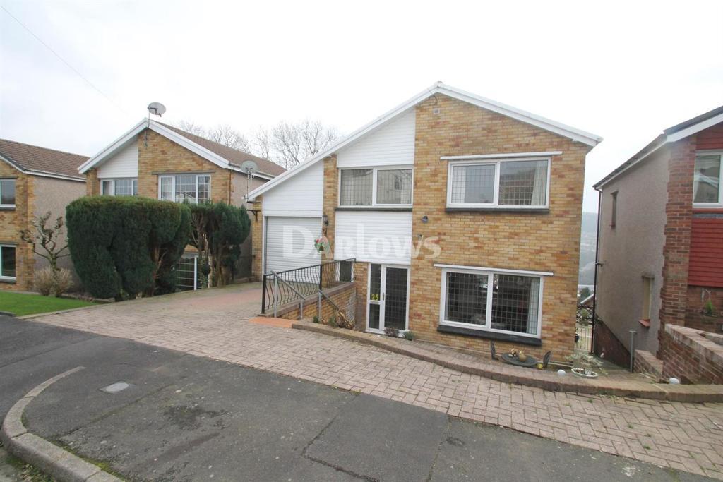 3 Bedrooms Detached House for sale in Park Prospect, Graigwen
