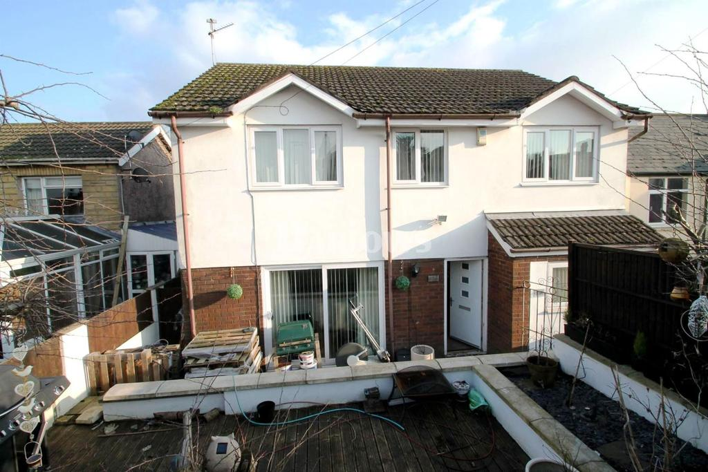 4 Bedrooms Detached House for sale in Newport Road, Rumney, Cardiff