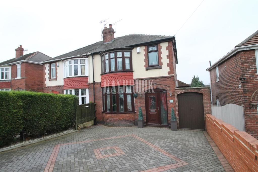3 Bedrooms Semi Detached House for sale in Upper Wortley Road , Kimberworth
