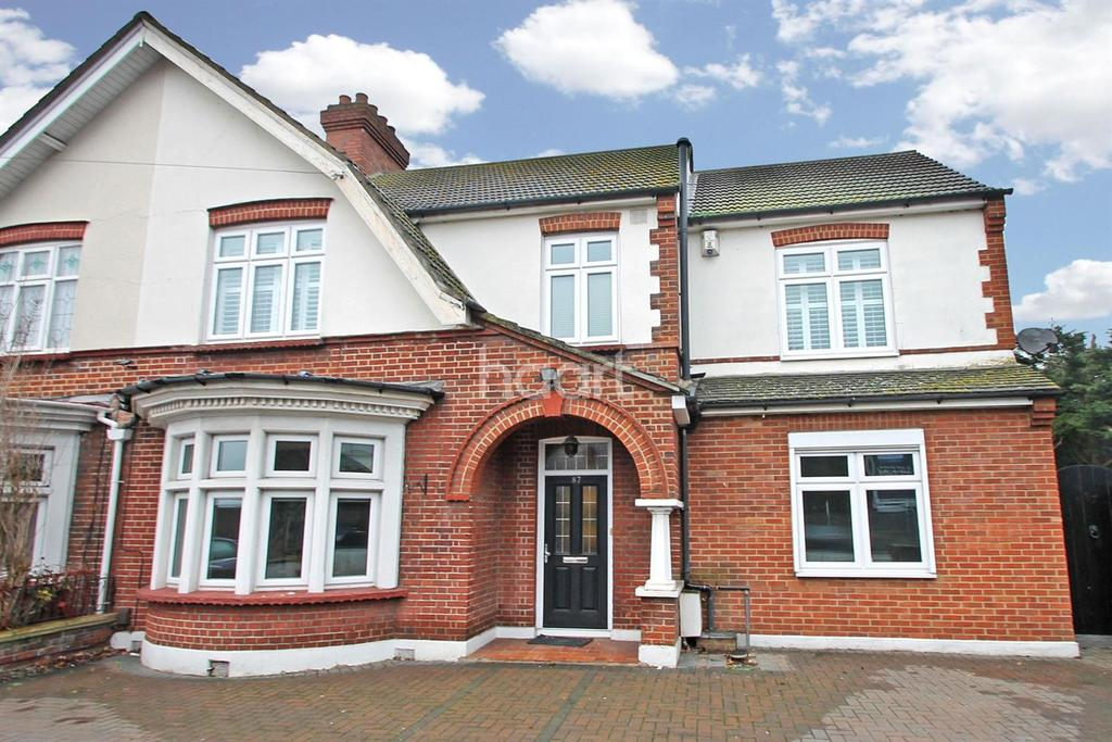4 Bedrooms End Of Terrace House for sale in Forest Road, Barkingside