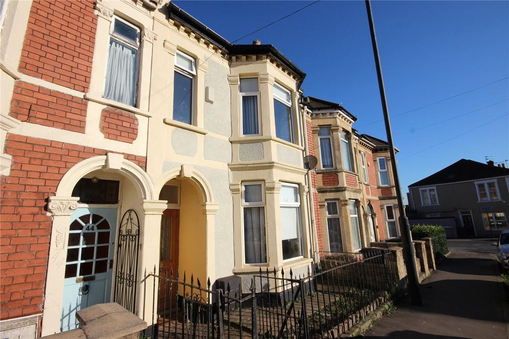 3 Bedrooms Terraced House for sale in Ashley Down Road, Ashley Down, Bristol, BS7