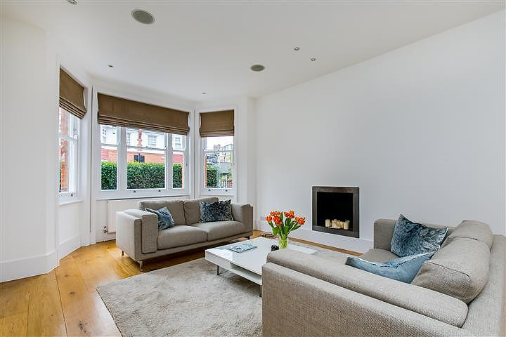5 Bedrooms House for rent in Pleydell Avenue, London, W6