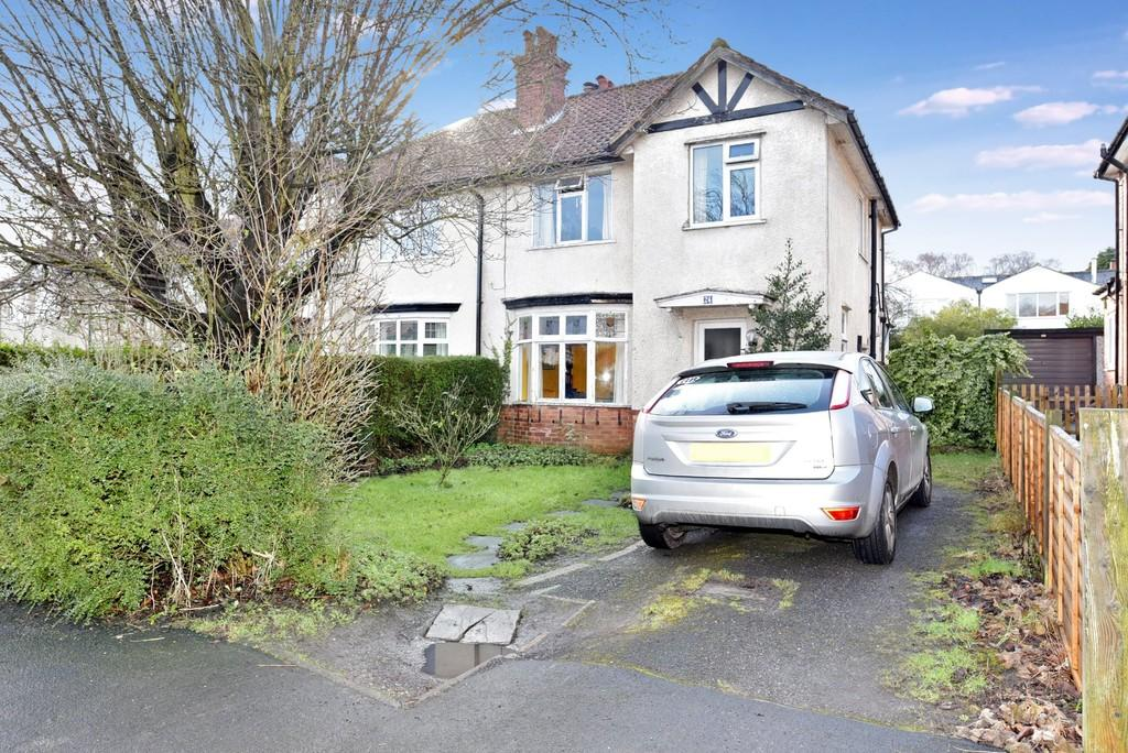 3 Bedrooms Semi Detached House for sale in St Helen's Road, Harrogate