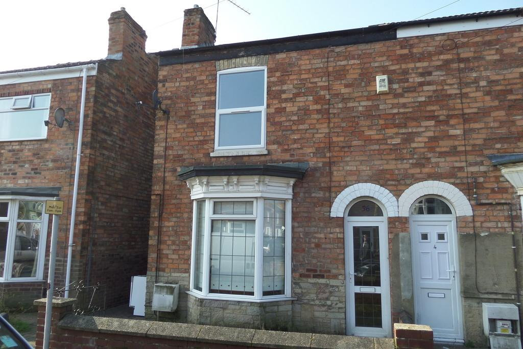 3 Bedrooms Semi Detached House for sale in Forster Street, Gainsborough