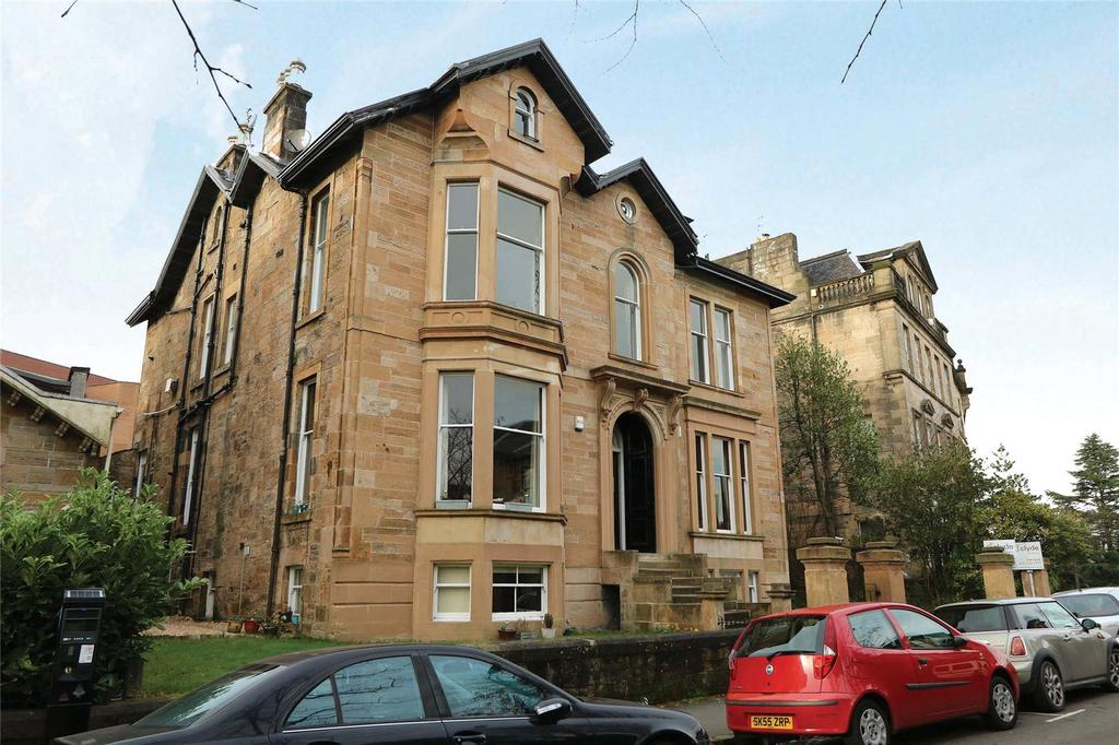 3 Bedrooms Apartment Flat for sale in Flat 4, Dundonald Road, Dowanhill, Glasgow