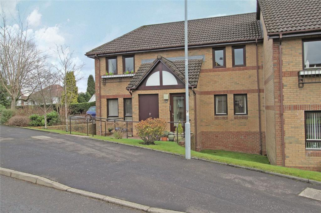 2 Bedrooms Apartment Flat for sale in Schaw Drive, Bearsden, Glasgow