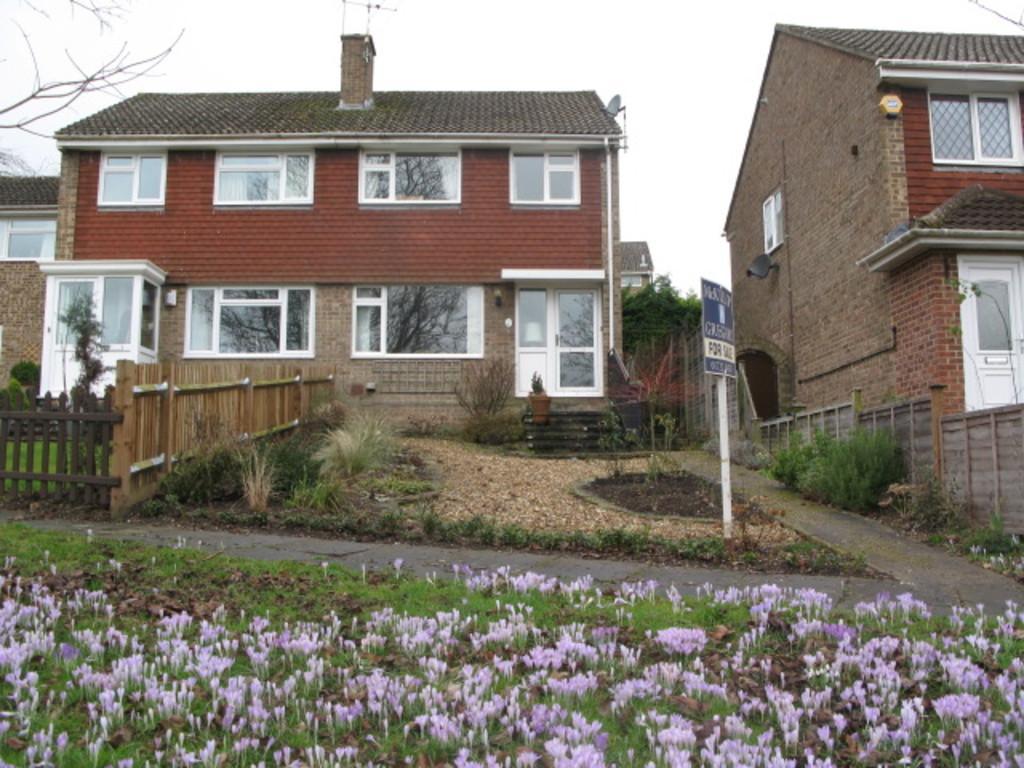 3 Bedrooms Semi Detached House for sale in MANOR FARM ROAD, SALISBURY, WILTSHIRE