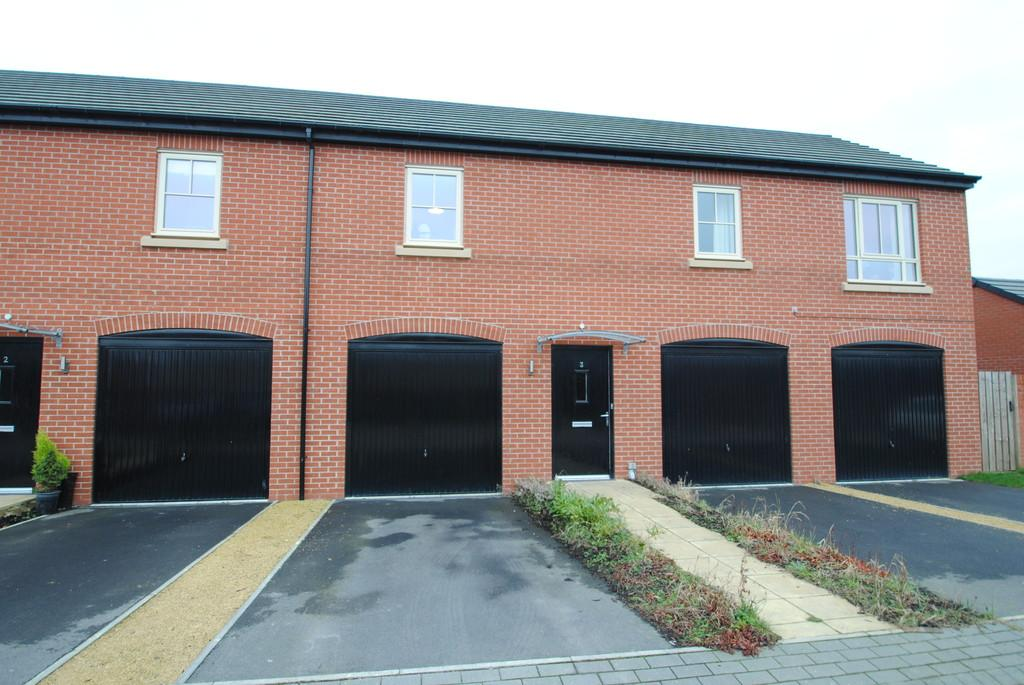 2 Bedrooms Mews House for sale in Carina Drive, Balby, DN4 8BF