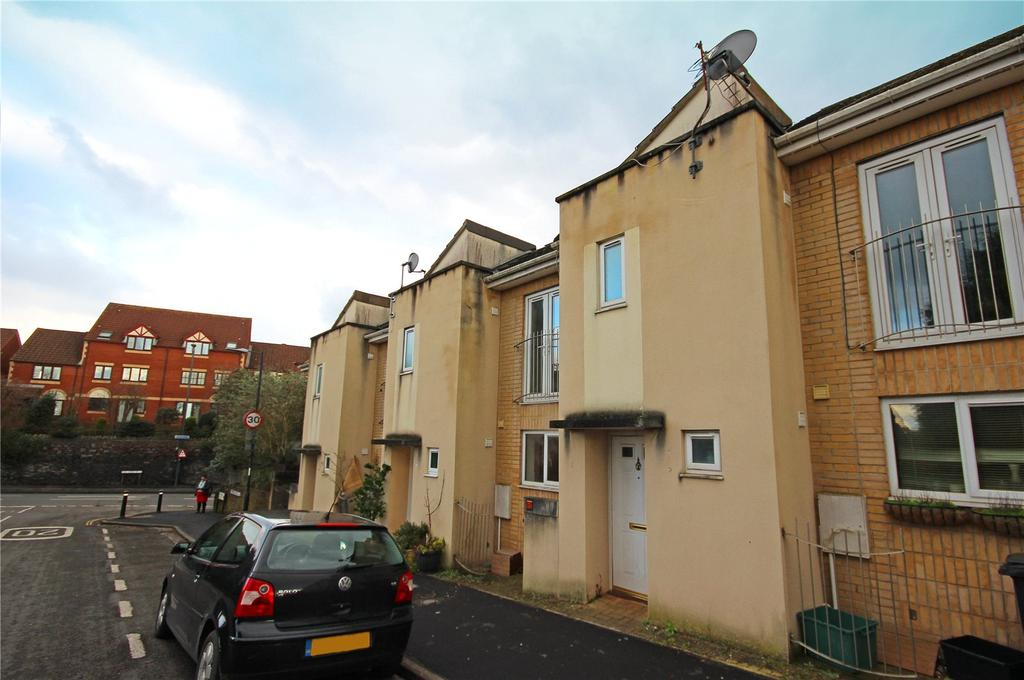 4 Bedrooms Terraced House for sale in Rose Green, Greenbank Road, Greenbank, Bristol, BS5