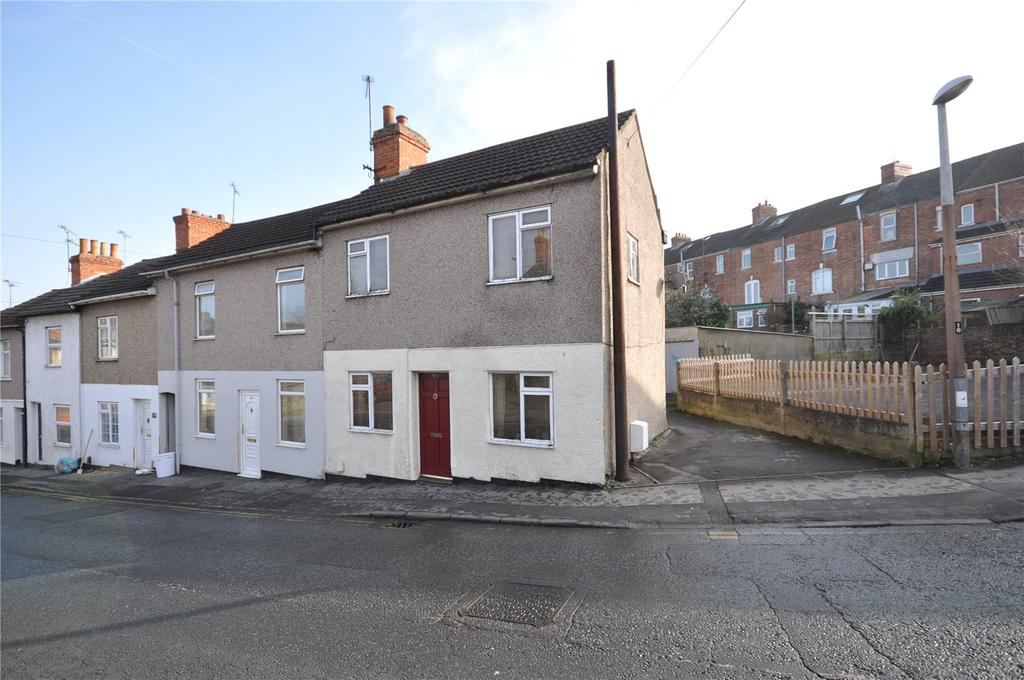 2 Bedrooms End Of Terrace House for sale in Eastcott Hill, Old Town, Swindon, Wiltshire, SN1