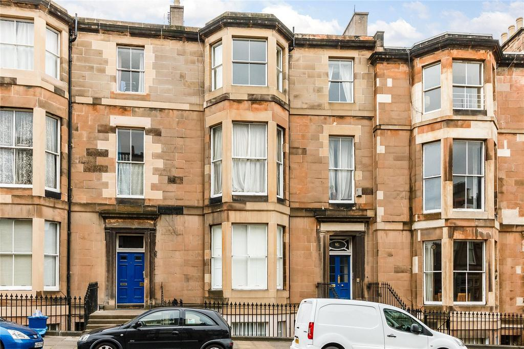3 Bedrooms Flat for sale in Rosebery Crescent, Edinburgh
