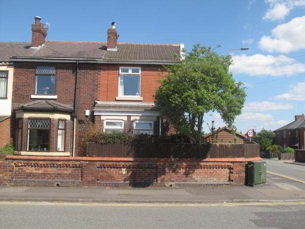 3 Bedrooms End Of Terrace House for sale in Cansfield Grove Ashton In Makerfield Wigan
