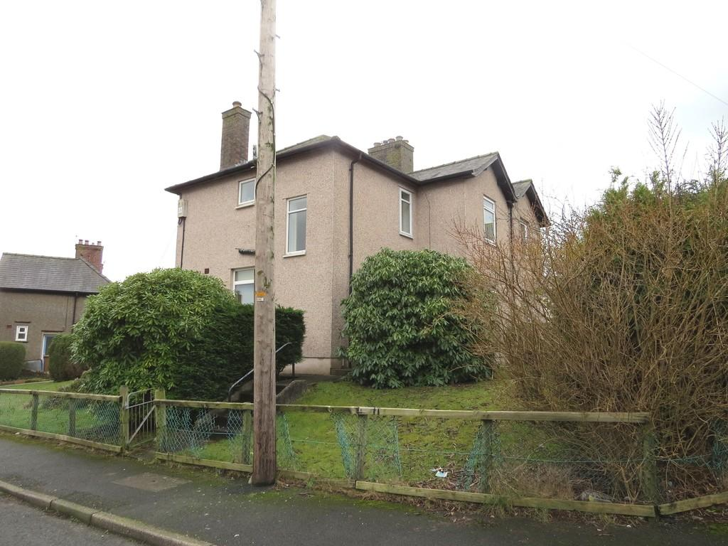 3 Bedrooms Semi Detached House for sale in Sunnyside, Egremont, Cumbria