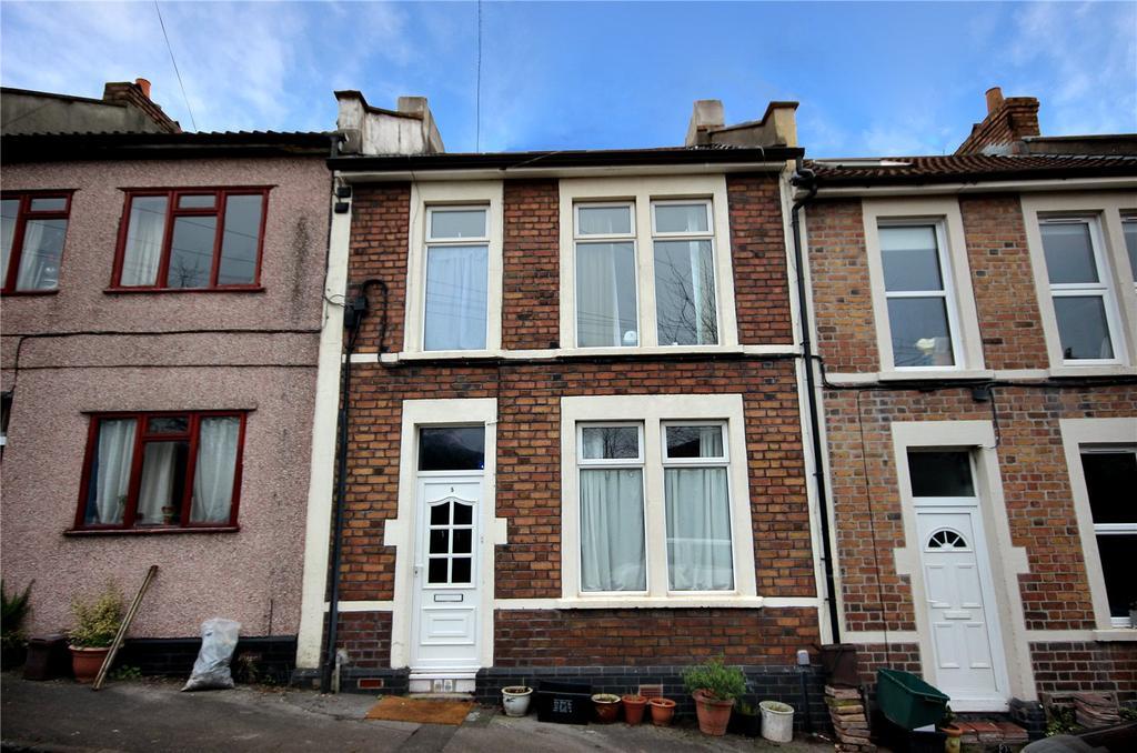 3 Bedrooms Terraced House for sale in Narroways Road, St. Werburghs, Bristol, BS2
