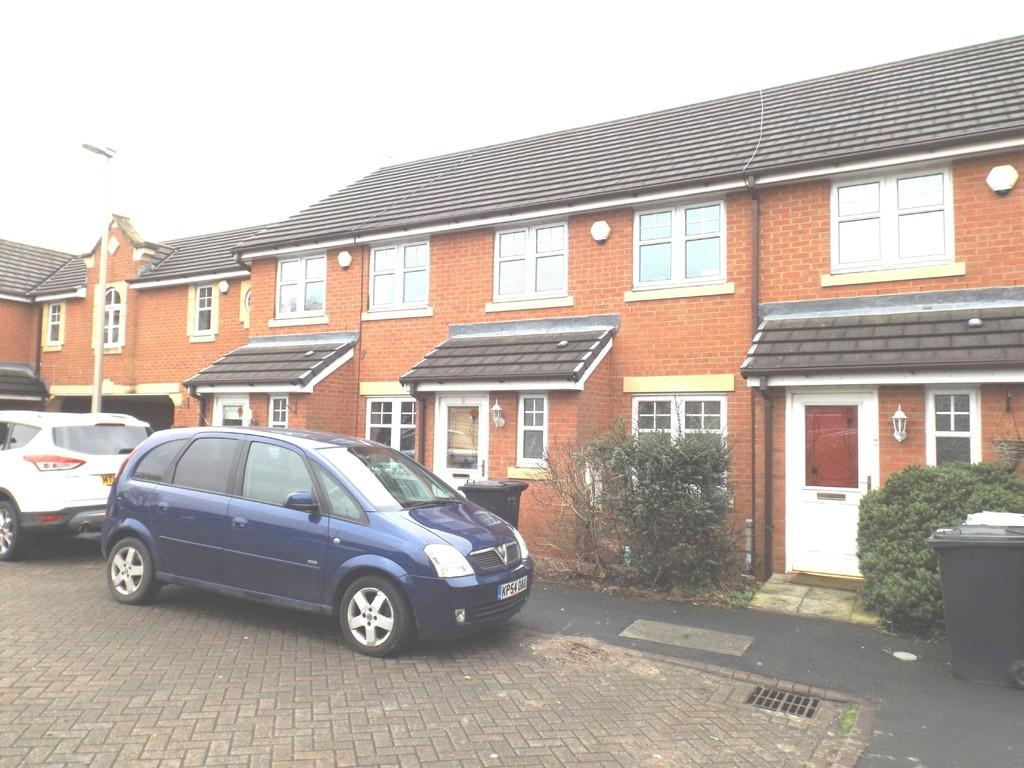 3 Bedrooms Town House for sale in Benjafield Court, Crewe