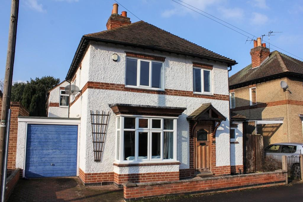 5 Bedrooms Detached House for sale in Mayfield Drive, Loughborough