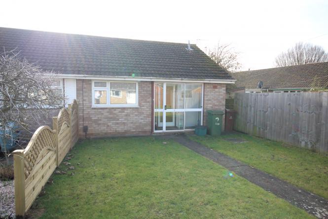 1 Bedroom Bungalow for sale in Stanwick Drive, Wymans Brook, Cheltenham, GL51 9LG
