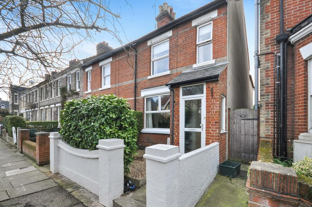 3 Bedrooms End Of Terrace House for sale in Salisbury Avenue, Colchester