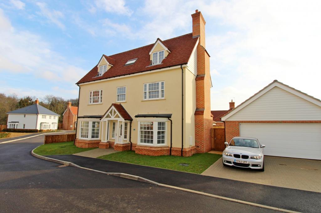 5 Bedrooms Detached House for sale in Snows Corner, Wickham Bishops, Essex, CM8