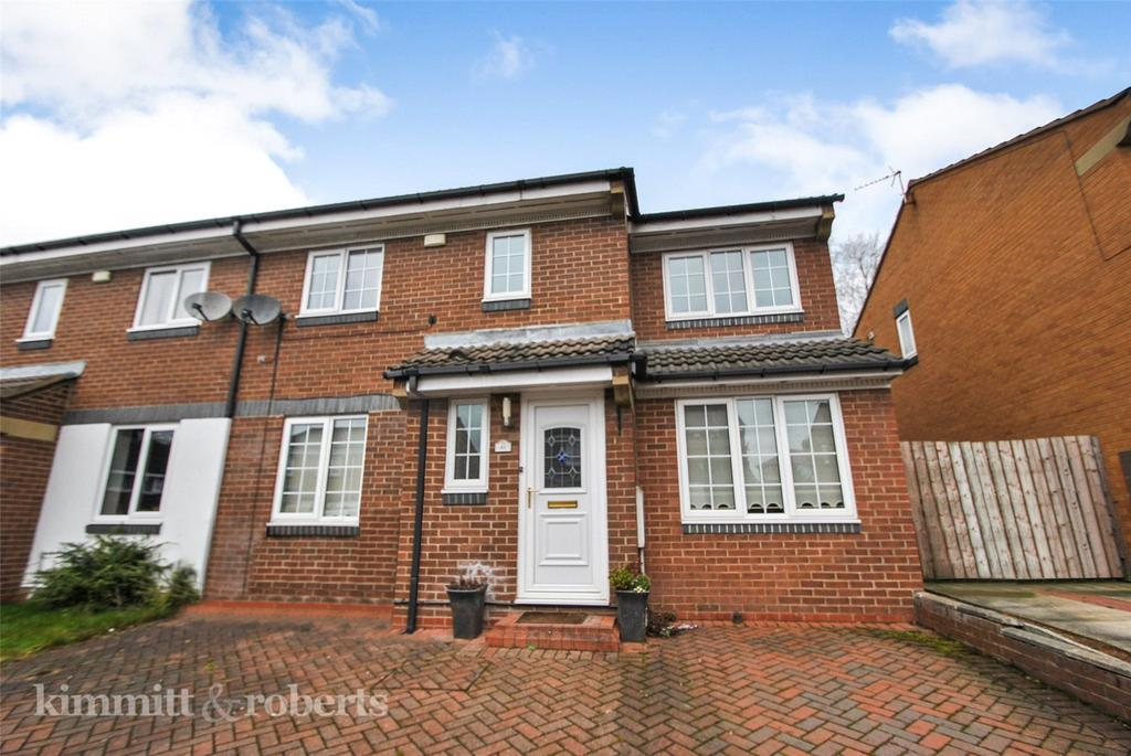 4 Bedrooms Semi Detached House for sale in Martindale Park, Houghton le Spring, Tyne and Wear, DH5