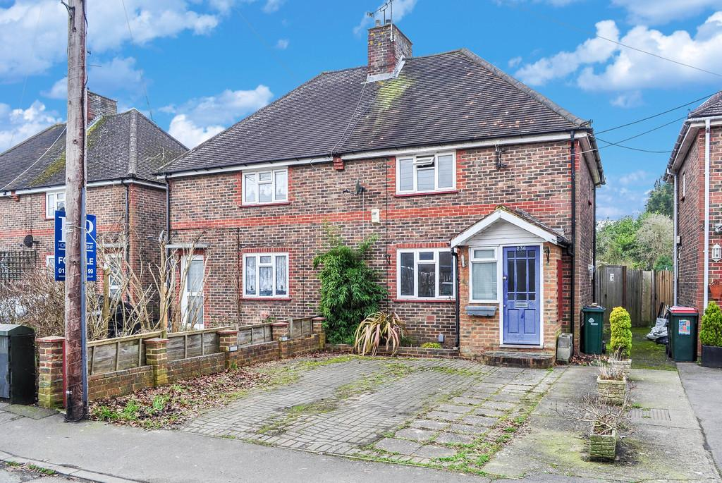 2 Bedrooms Semi Detached House for sale in WEST GREEN