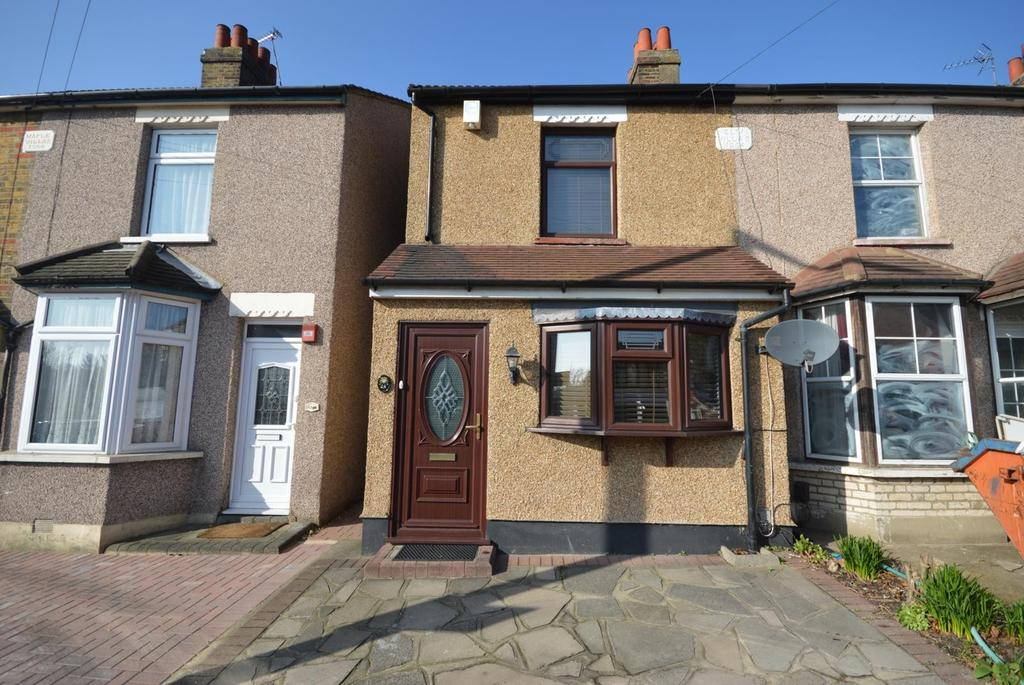 2 Bedrooms Semi Detached House for sale in Abbs Cross Lane, Hornchurch, Essex, RM12