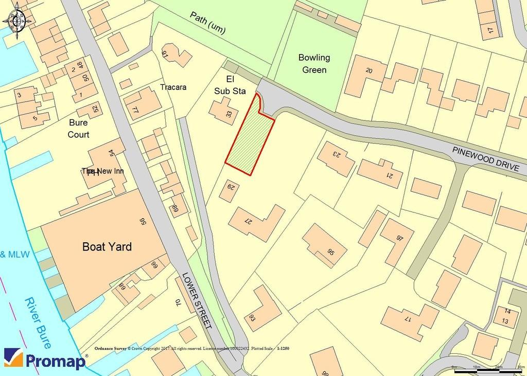 Land Commercial for sale in Pinewood Drive, Horning