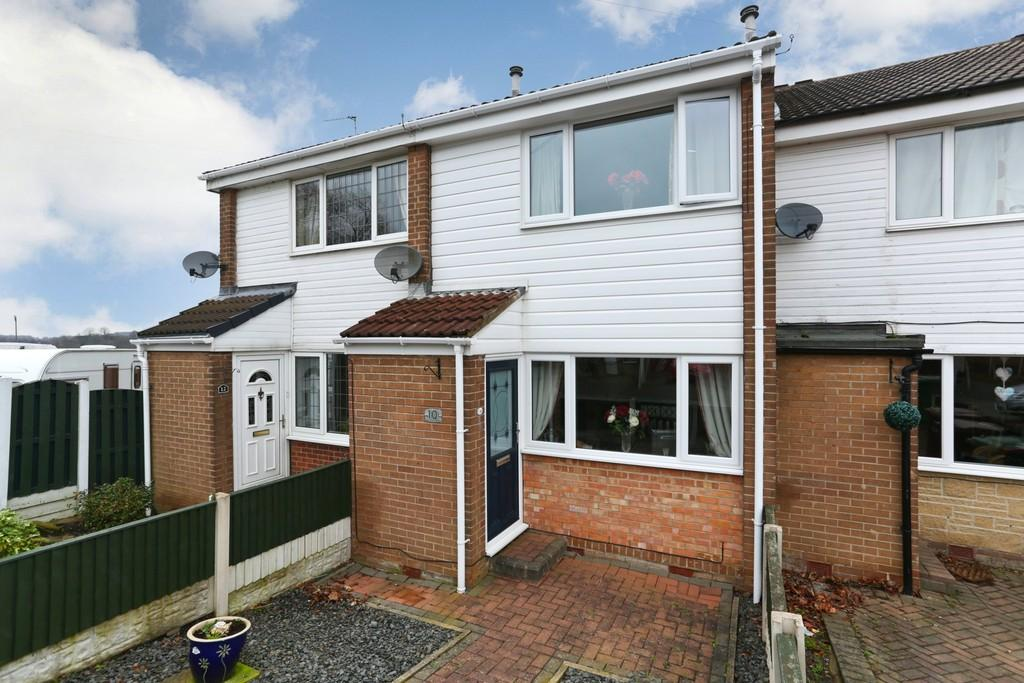 2 Bedrooms Town House for sale in Brand Hill Approach, Crofton