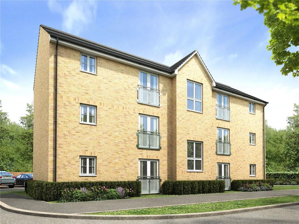 2 Bedrooms Flat for sale in Plot 289 Millers Field, Manor Park, Sprowston, Norfolk, NR7