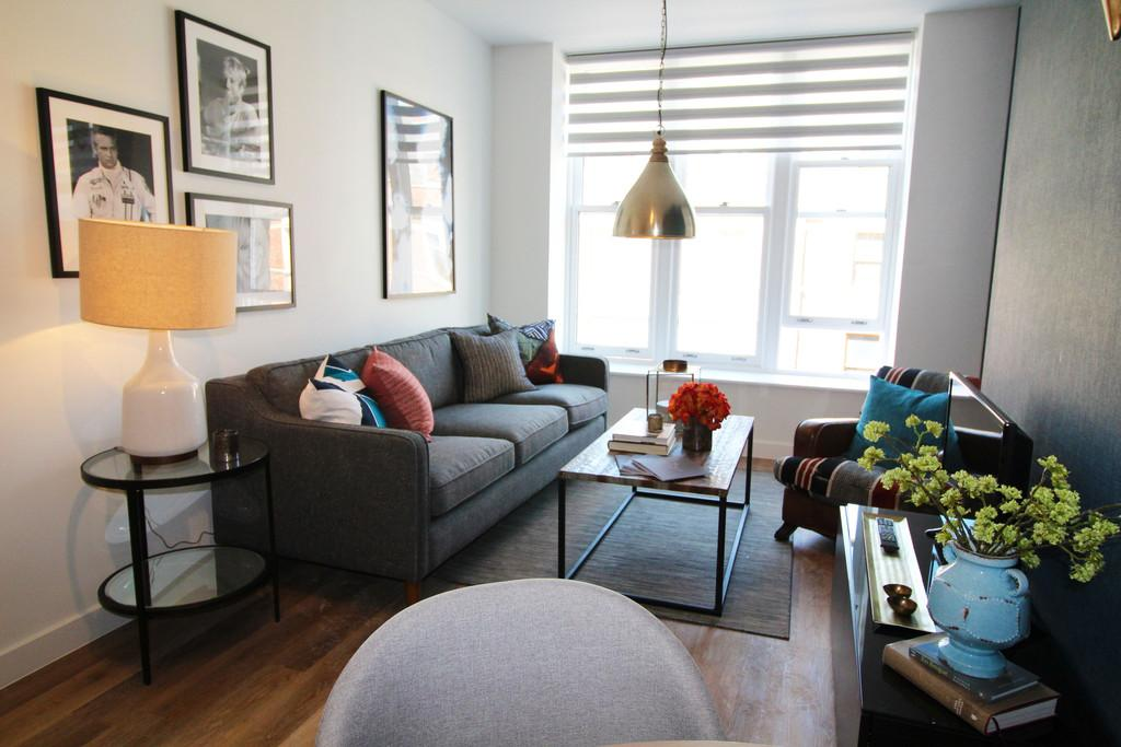 1 Bedroom Apartment Flat for sale in Cadogan House, West Bute Street, Cardiff Bay