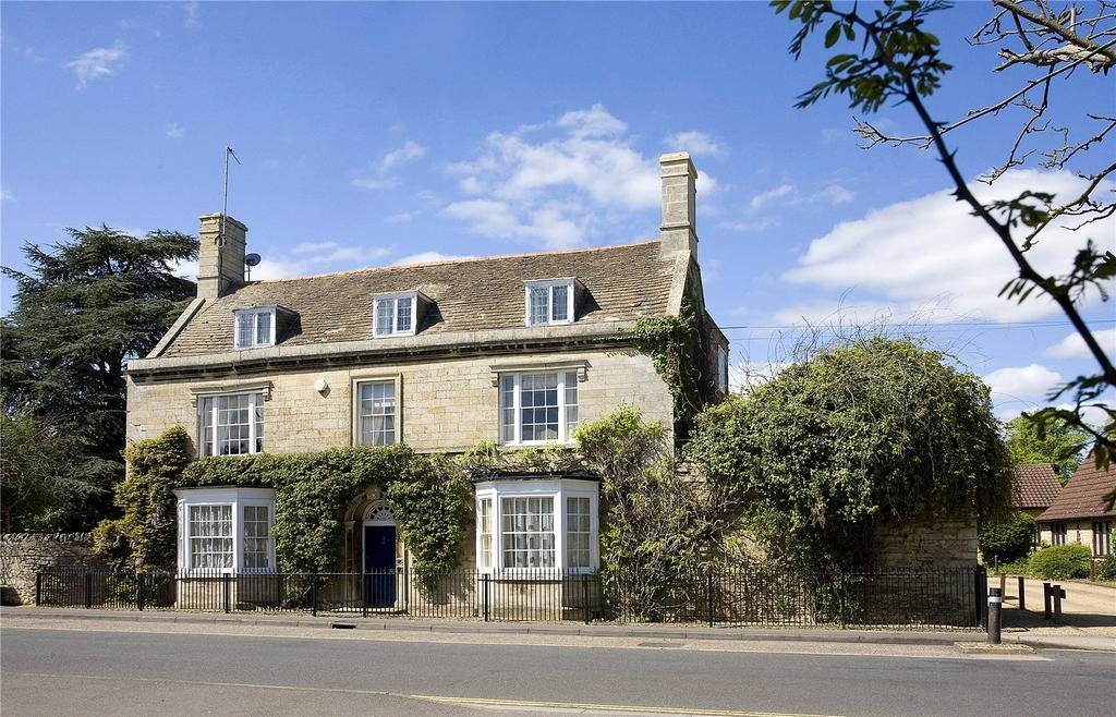 5 Bedrooms Unique Property for sale in Werrington House, Church Street, Werrington, Peterborough, PE4