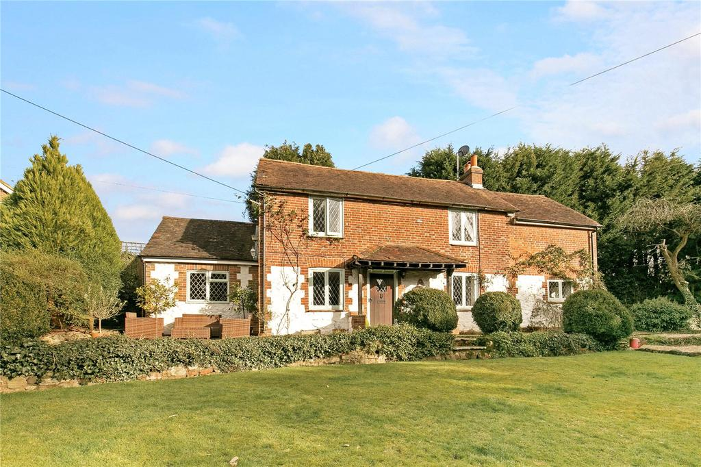 4 Bedrooms Detached House for sale in Long Mill Lane, Platt, Sevenoaks, Kent, TN15