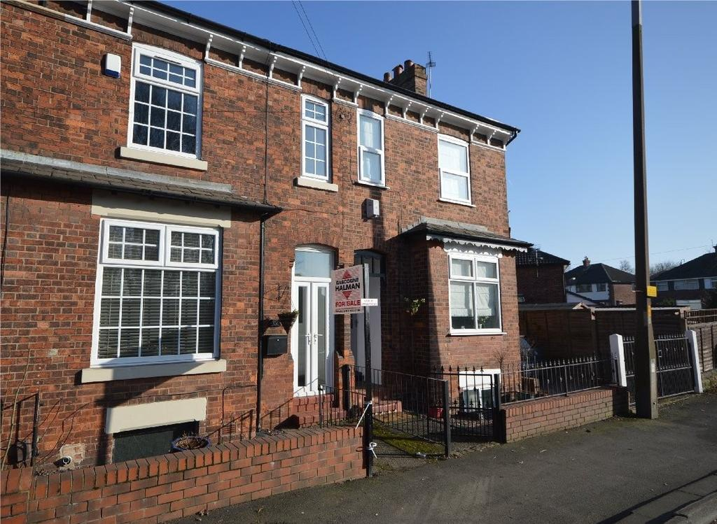 2 Bedrooms Terraced House for sale in Ladybridge Road, Cheadle Hulme