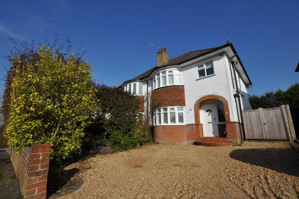3 Bedrooms Semi Detached House for sale in Holford Road, Guildford