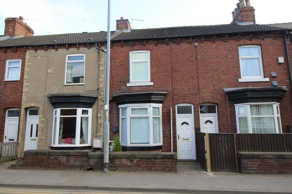 2 Bedrooms Terraced House for sale in Queen Street, Normanton, Normanton, West Yorkshire